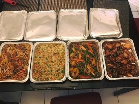 Kosher Chinese Food