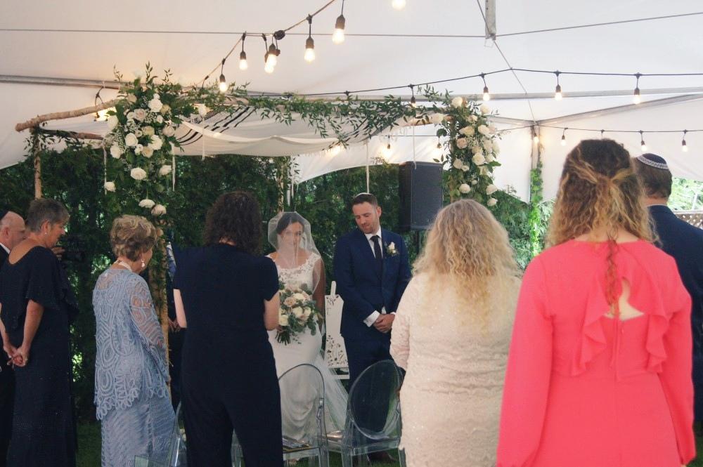 Intimate Weddings During Covid 19 Mitzuyan Kosher Catering Toronto
