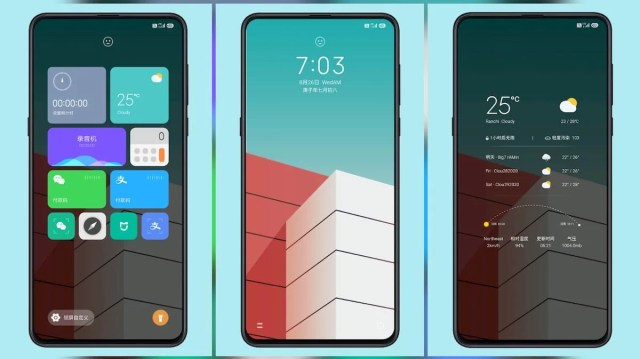 Color-method-MIUI-11-Theme-with-Amazing-Home-Screen-Widget
