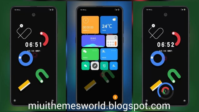 Experience Third Party MIUI Themes