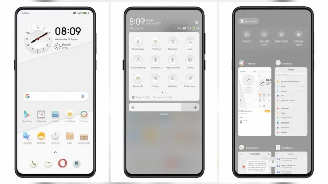 Full-White-colors-MIUI-11-Theme-with-Amazing-Charging-Animation