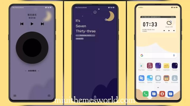 Thinking 11 Third Party MIUI Theme for MIUI 11