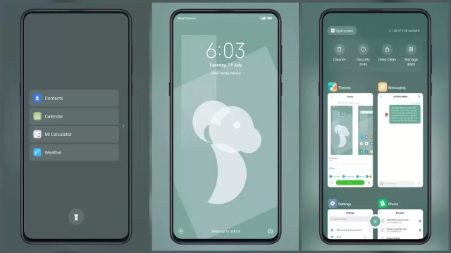 Sweet MIUI Theme for MIUI 11