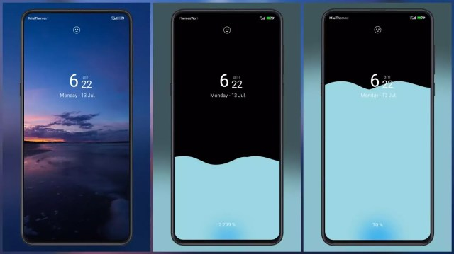 AuroraS v12 MIUI Theme for MIUI 11 and MIUI 12 | Amazing Charging Animation