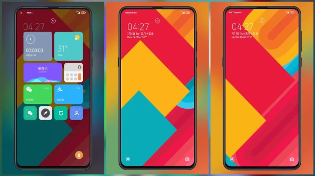 Extreme color MIUI Theme for MIUI 12
