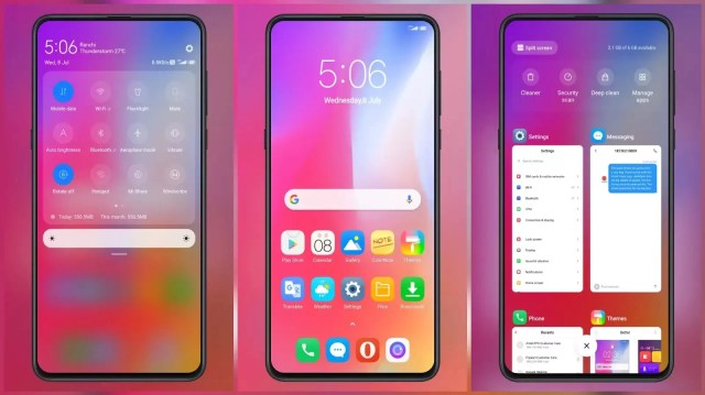 Better Third Party MIUI Theme for MIUI 11 | Nice Lock Screen