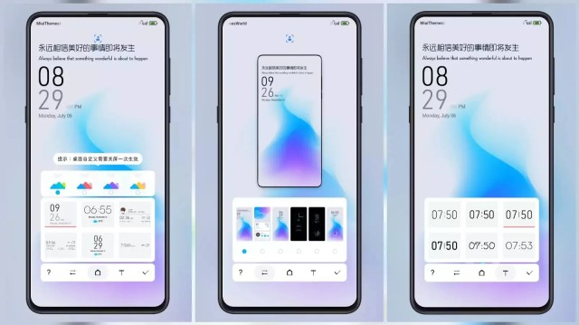 Young Forever MIUI Theme for MIUI 12 | Amazing Customisation