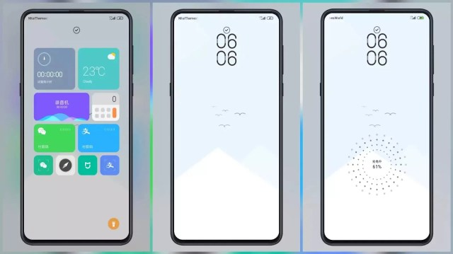 Simple love MIUI Theme with Amazing Charging Animation