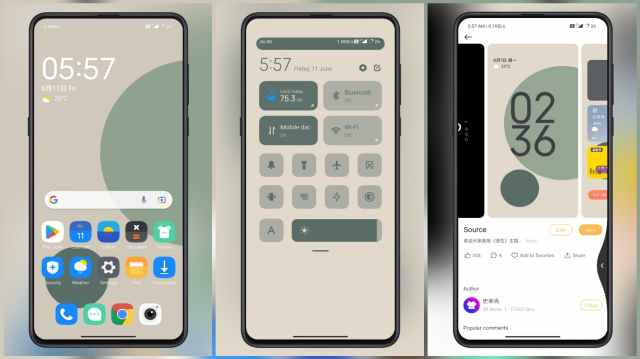 Source-MIUI-Theme-with-Native-Android-12-Clock-Style