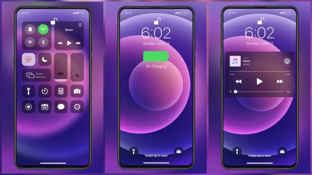 iPhone-XR-MIUI-Theme-with-Amazing-Wallpaper