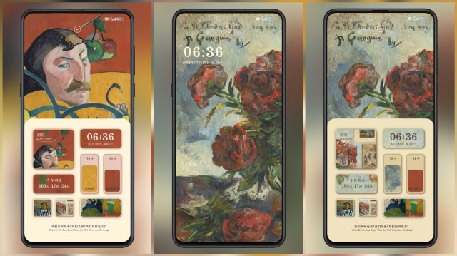 Paul-Gauguin-MIUI-Themes-with-Oil-Painted-Wallpaper