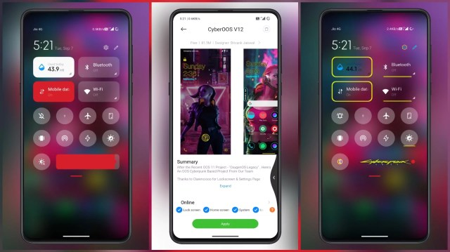 CyberOos-V12-Cyberpunk-Based-MIUI-Theme-with-Endless-Customisation