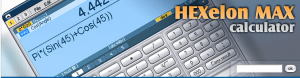 HEXelon MAX Calculator logo