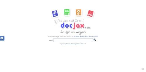 docjax screenshot