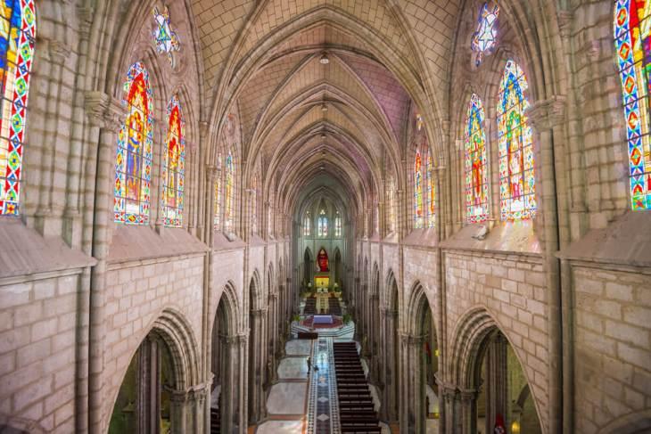 Visitamos la Basílica del Voto Nacional en Quito — Mi Viaje