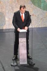 Carlos Ares, presidente da AGA, fixo un chamamento á loita pola mellora do audiovisual galego.