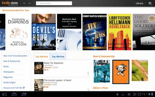 Kindle-para-Android