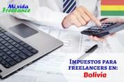 Impuestos para freelancers en Bolivia