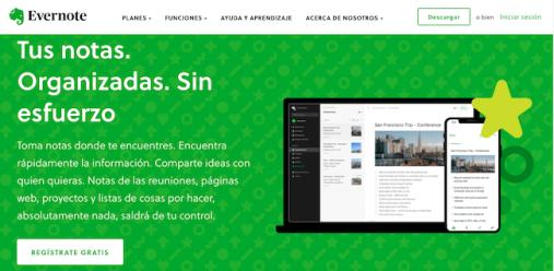 evernote-diario-online