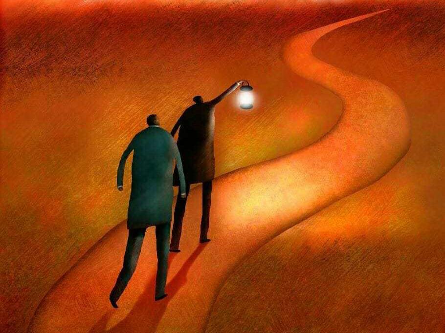 SER UN MAESTRO EN LA NUEVA ERA - Jeshua a través de Pamela Kribbe