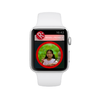 Miwaresoft Miwaresoft Resolutions 2 Apple Watch Notifications 2