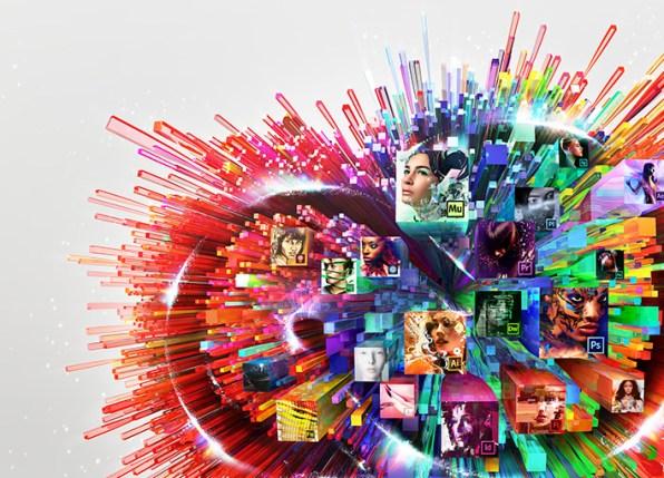 Logo de Adobe Creative Cloud