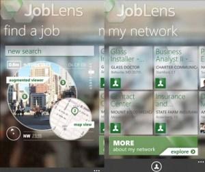 Nokia JobLens