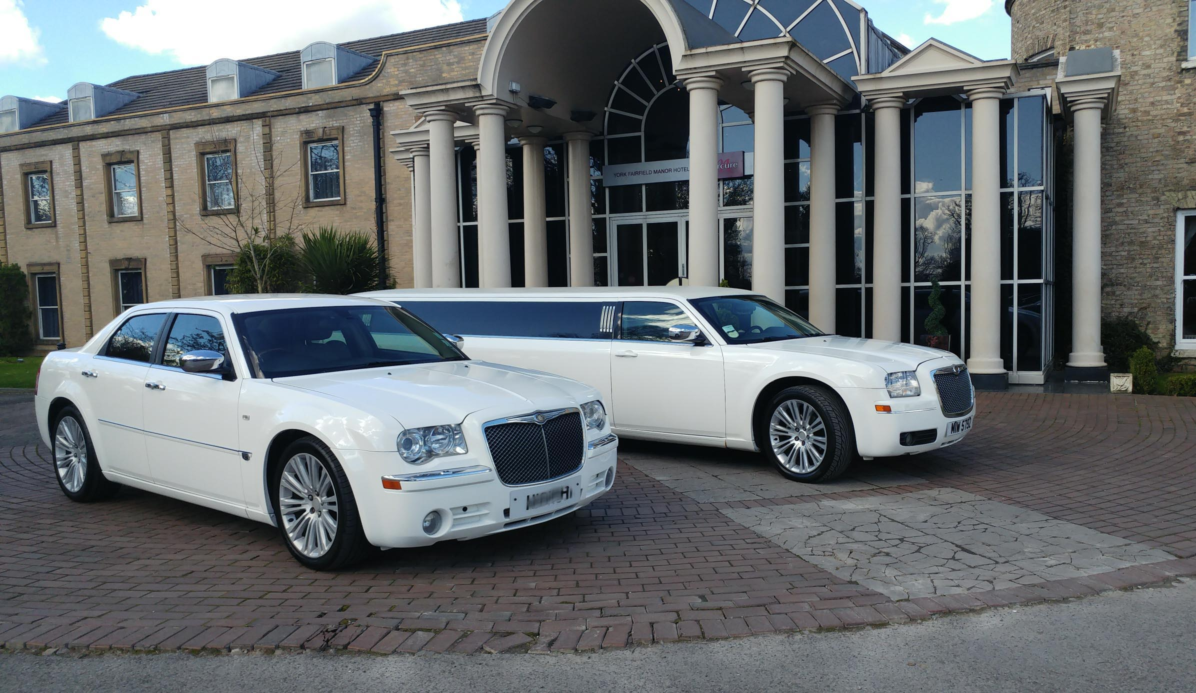 Men in White Limousines – Stretch Limo Hire Yorkshire