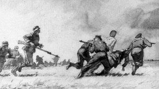 Батальон четверых (1959)