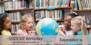UNICEF-Birthday-December-11-1