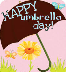 happy umbrella