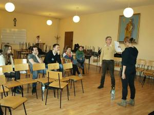 01.2014 - Międzynarodowe Warsztaty Wokalne