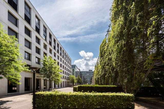 Architektur MFO-Park Zürich Oerlikon
