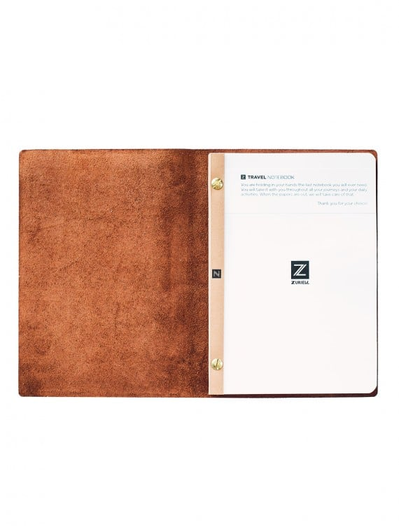 Zuriell-Notebook agenda
