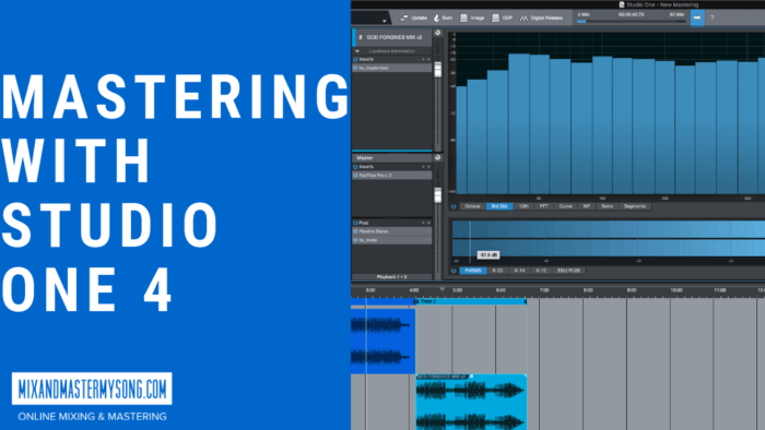 Mastering With Studio One 4