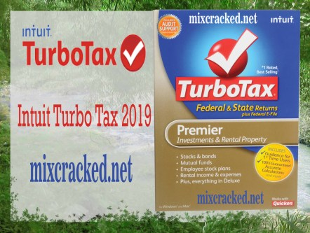 Intuit Turbo Tax 2019 Crack Free Download