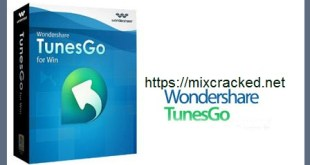TunesGo (9.7.3.30) Crack For Mac