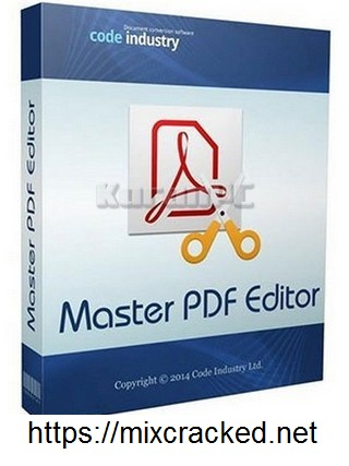 Master PDF Editor 5.6.80 Crack + Registration Code Full Version [2021]