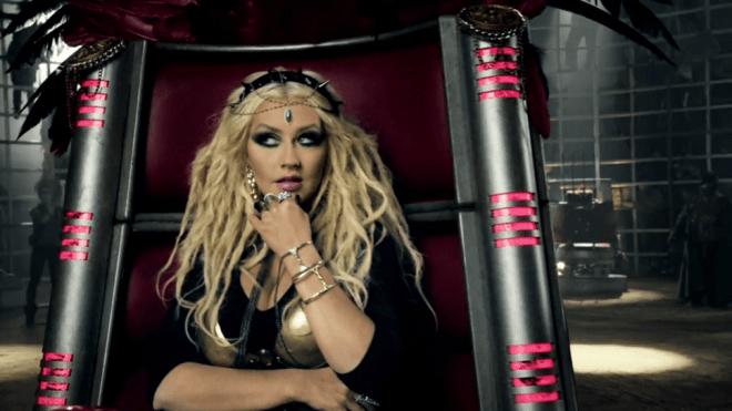 Christina Aguilera The Voice 8
