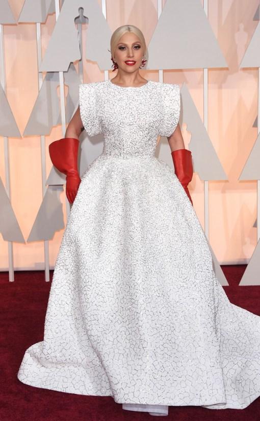 Lady Gaga Oscar 2015