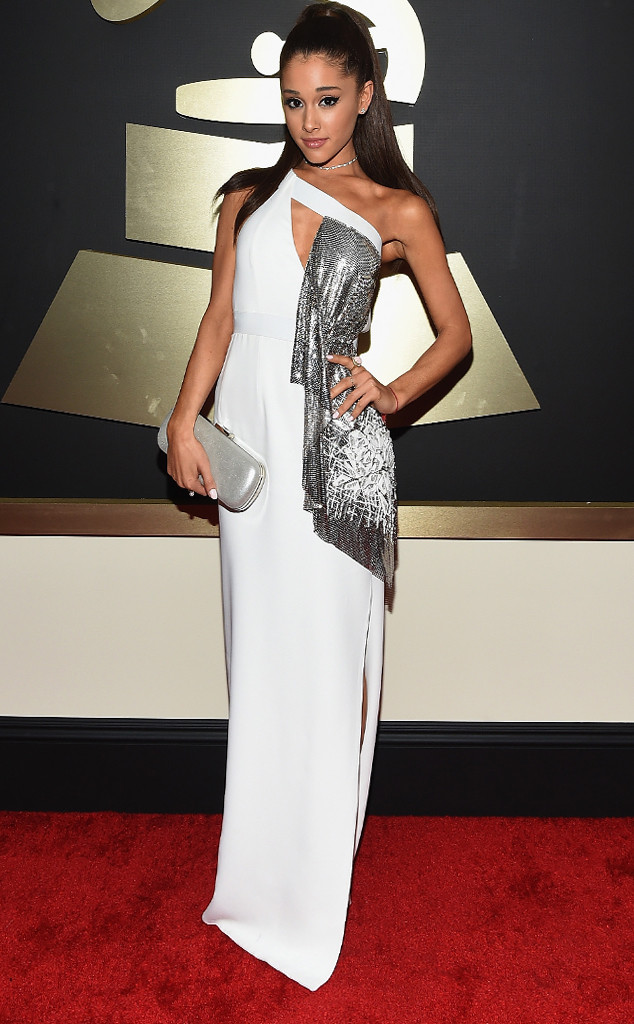 Ariana Grande grammy awards 2015