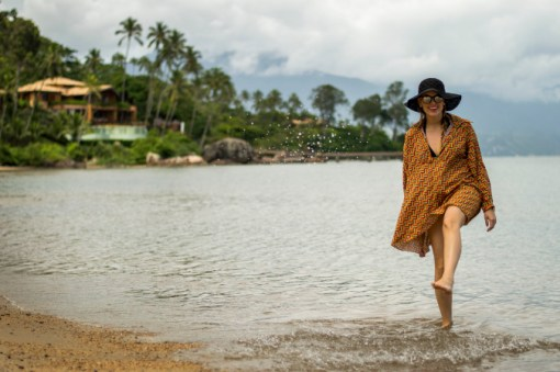 Look praia ilhabela Mel Campo 1