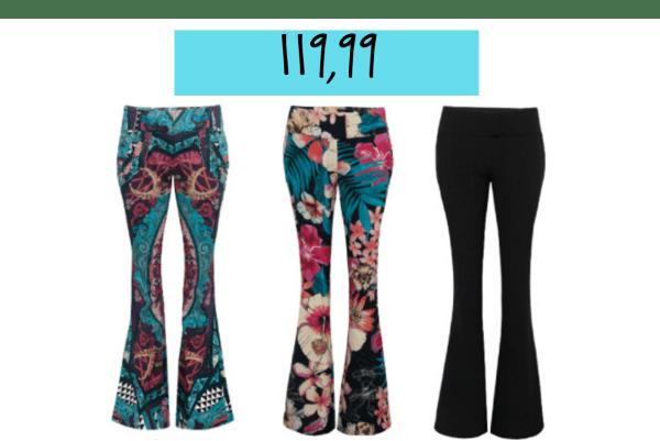 Coleção Parceria Adriana Barra para C&A calças preços