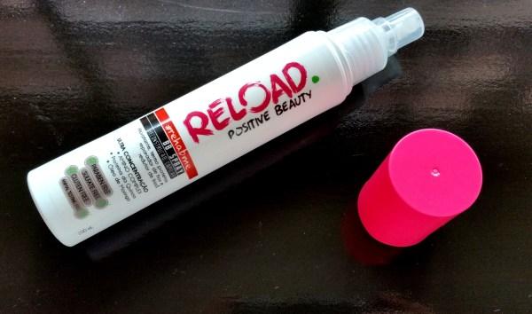resenha bb spray #rehabme reload positive beauty