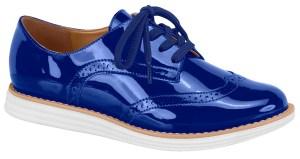 Vizzano Oxford metalizado azul 1231-101-11808-7 - R$ 154,90