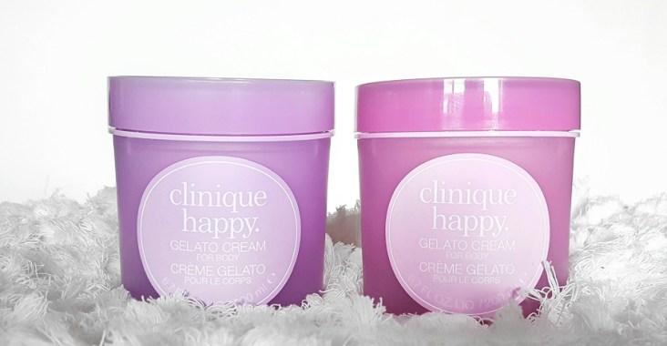 Clinique Happy Gelato cream resenha