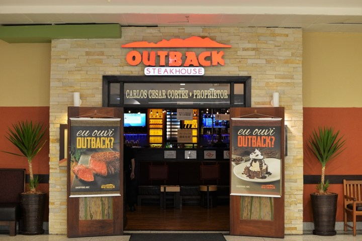 Outback Shopping ABC