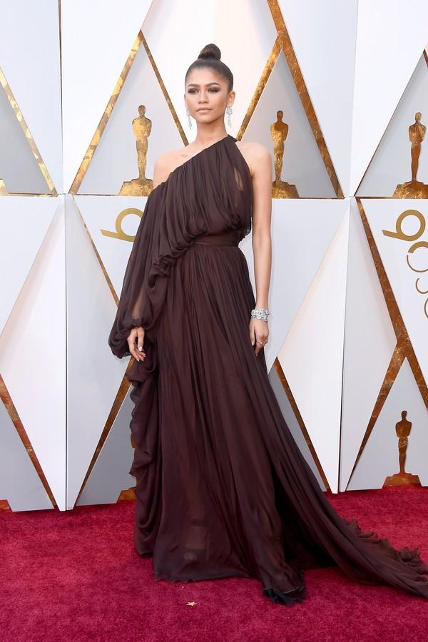 Os melhores looks do Oscar 2018 vestido zendaya