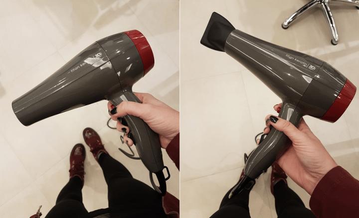 Secador Titan Keratin 3D GAMA