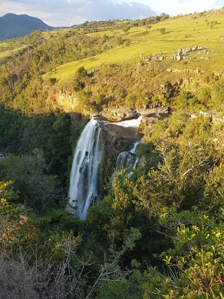 Lisbon Falls PANORAMA ROUTE GRASKOP ÁFRICA DO SUL